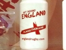2015 Rugby World Cup Merchandise Invited to Get Behind England #CleverPromoGifts