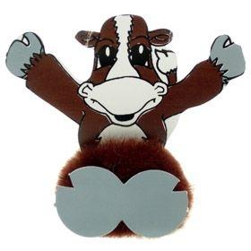 Fun Cow Logo Bug