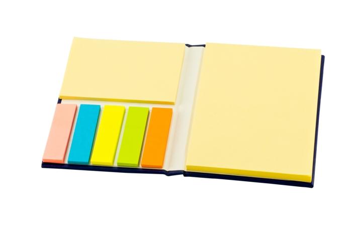 Small Hardbacked Colours Combo Pad