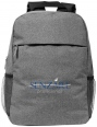 "Hoss Heathered 15.6"" Laptop Backpack 6"