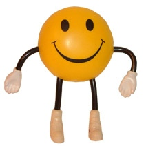 Pill Man Stress Toy