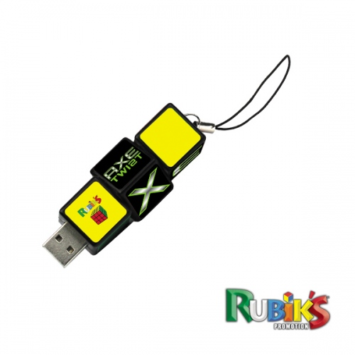 Rubiks Cube 1GB USB Flash Drive
