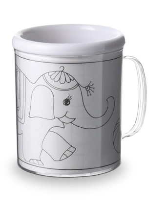 Drawing Mug