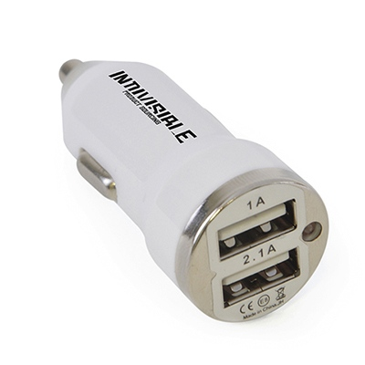 2 Port In-car Charger