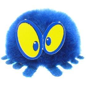 Budget Spooky Eyes Logo Bug