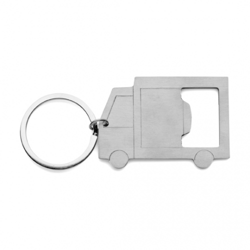 Truck Opener And Key Ring