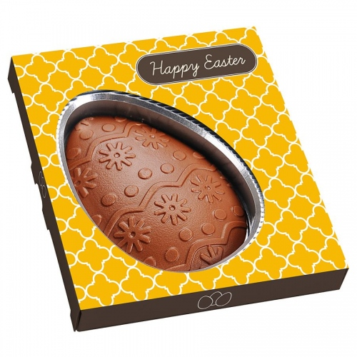 Mini Flat Chocolate Egg