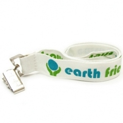 Recycled Plant Fibre Lanyard