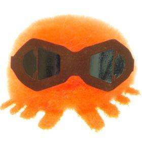 Flying Goggles Logo Bug