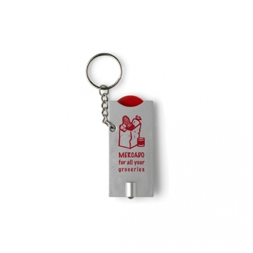 Key Ring With Coin