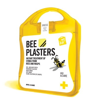 My Survival Kit - Bee Plasters