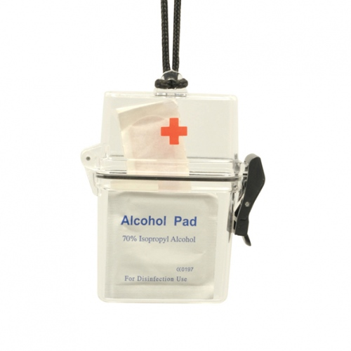 Chuck First Aid Box