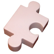 Jigsaw Large Stress Toy