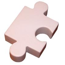 Jigsaw Large Stress Toy