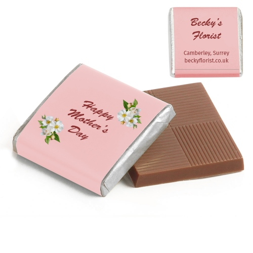 Neapolitan Chocolates for Mother's Day