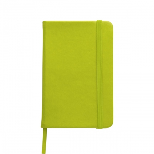 A5 Notebook With Soft Cover