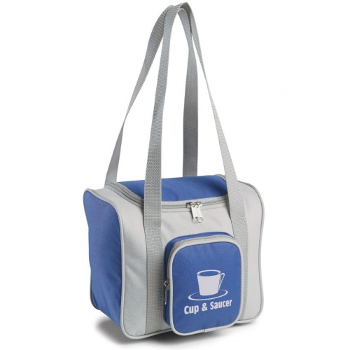 Contrast Cooler Tote
