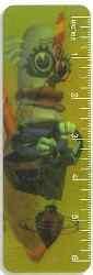 Lenticular Bookmark