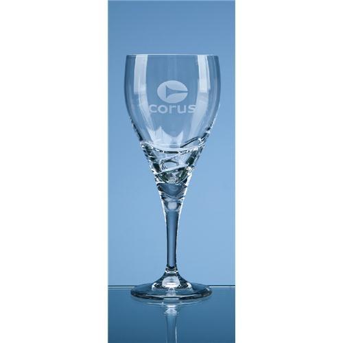 Verona Lead Crystal Goblet