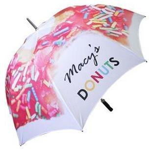 Eclipse Silver Umbrella