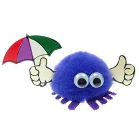 Umbrella Handy Logo Bug