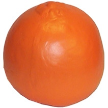 Orange Stress Toy