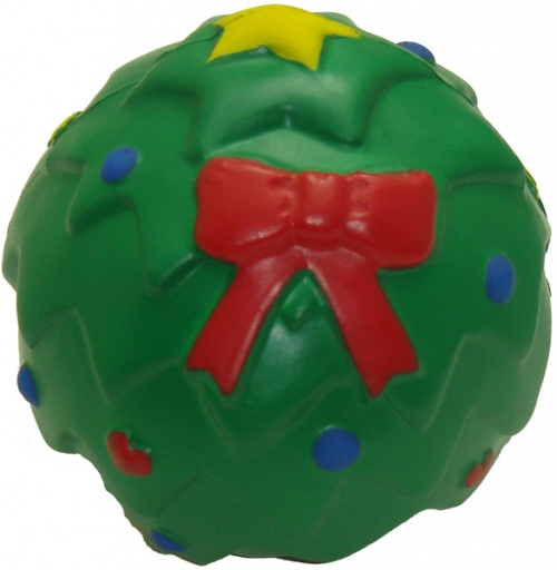 Xmas Tree Stress Toy