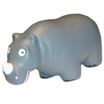 Rhino Stress Toy