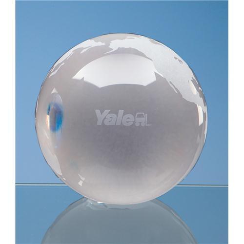 70 mm Clear Ocean Globe