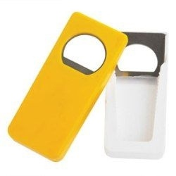 Bottle Opener and Stopper - Rectangular
