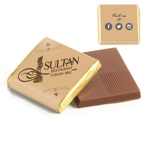 Neapolitan Chocolates for Restaurants