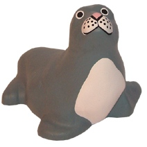 Seal Stress Toy