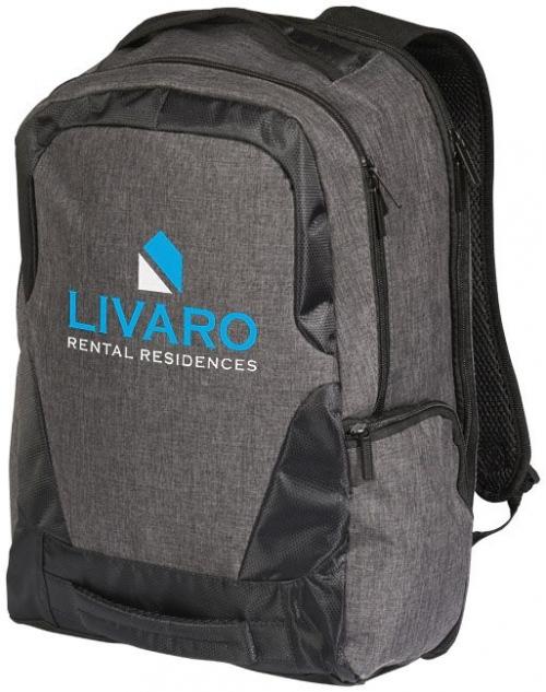 "Overland 17"" TSA Laptop Backpack With USB Port"