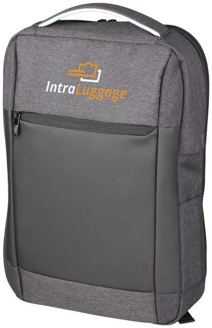 """Slim Security Friendly 15"""" Laptop Backpack"""