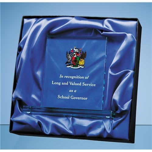 Universal Bowl/Award Satin Lined Presentation Box