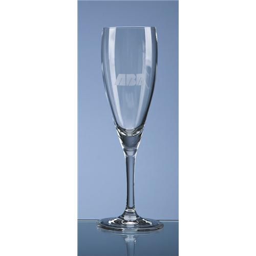 Roma Crystal Champagne Flute