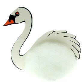 Swan Logo Bug