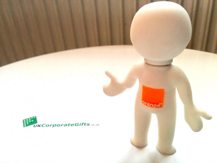 Bespoke USB Flash Drive Morphs the Orange Campaign #ByUKCorpGifts