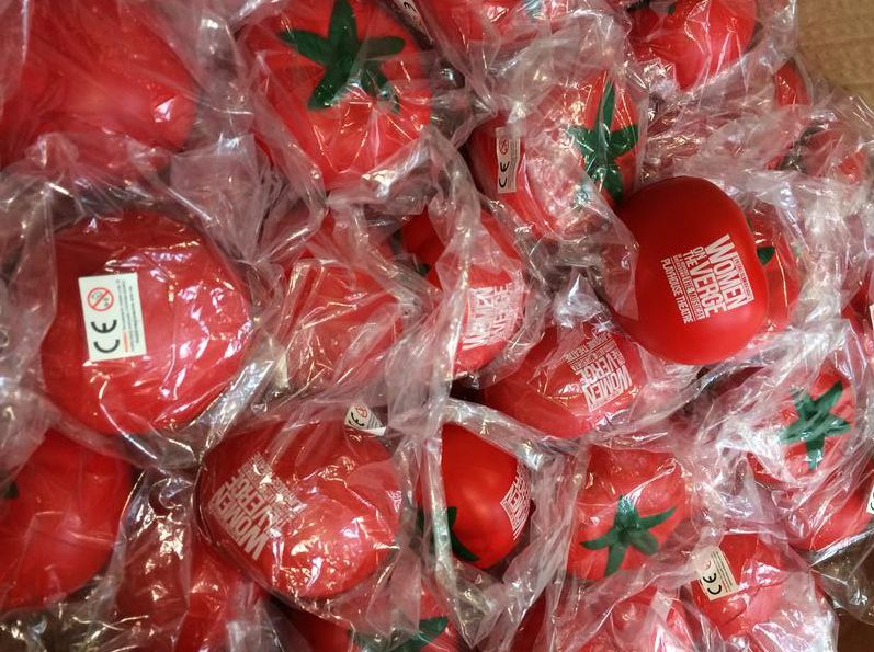 Promotional Stress Balls Are #CleverPromoGifts for Women on the Verge of a Nervous Breakdown