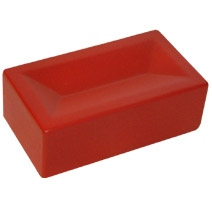 Red Brick Stress Toy