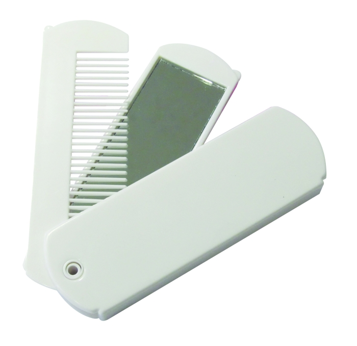 Comb and Mirror - Folding