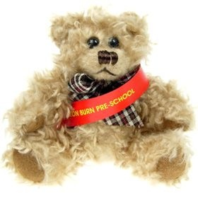 15 cm Windsor Jointed Bear with Sash