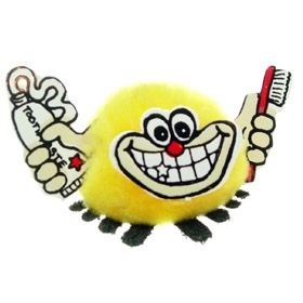 Toothbrush Handy Logo Bug