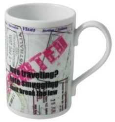 Sandhurst Dye Sublimation Mug