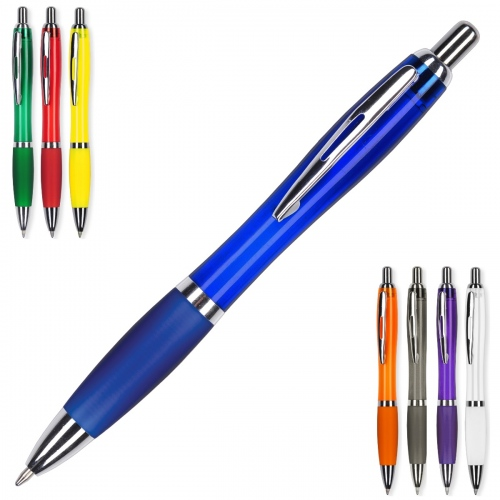 Slim Colour Ballpoint Pen