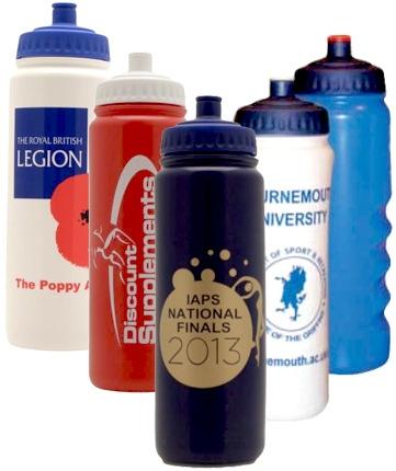 Large Olympic Fingergrip Bottle