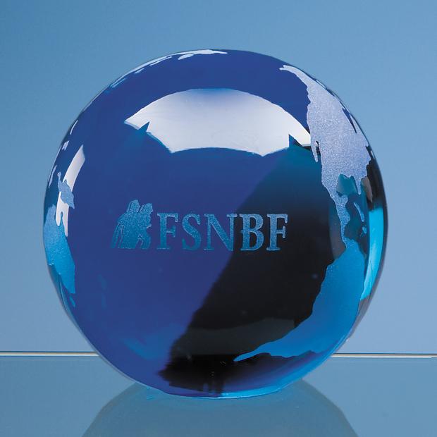 70 mm Blue Ocean Globe
