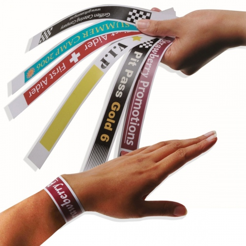 Budget Wristband