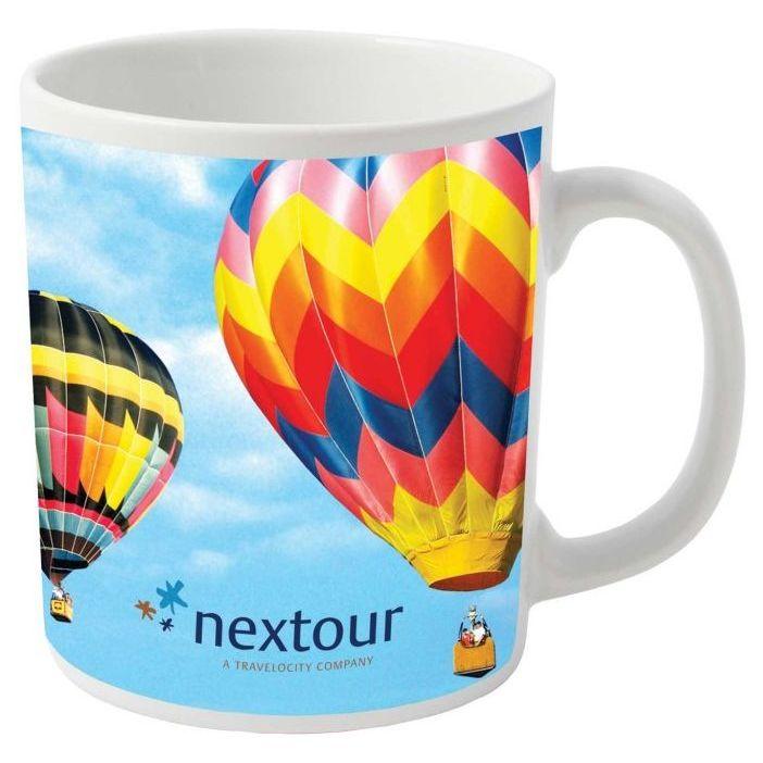 Cambridge Dye Sublimation Mug Uk Corporate Gifts