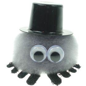 Groom / Top Hat Logo Bug